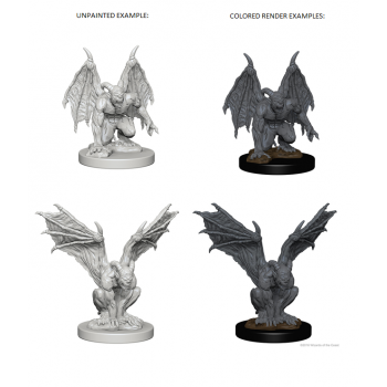D&D Nolzur's Marvelous Miniatures - Gargoyles
