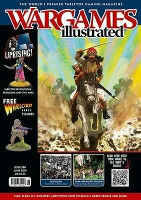 Wargames Illustrated #380 - Heft Juni 2019