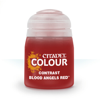 CONTRAST: BLOOD ANGELS RED (18ML) - Citadel Contrast - Games Workshop