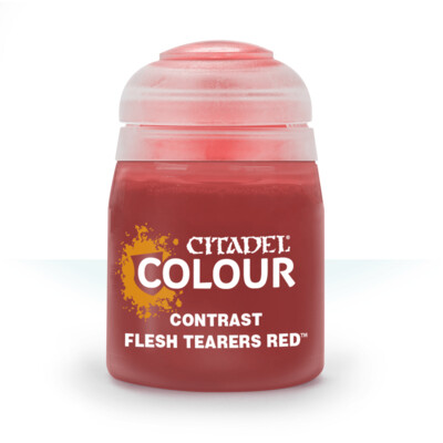CONTRAST: FLESH TEARERS RED (18ML) - Citadel Contrast - Games Workshop