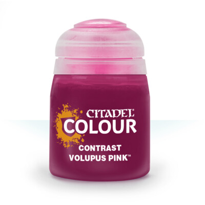 CONTRAST: VOLUPUS PINK (18ML) - Citadel Contrast - Games Workshop