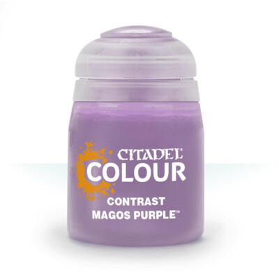 CONTRAST: MAGOS PURPLE (18ML) - Citadel Contrast - Games Workshop