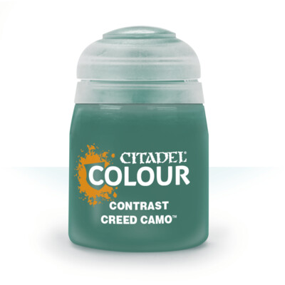 CONTRAST: CREED CAMO (18ML) - Citadel Contrast - Games Workshop