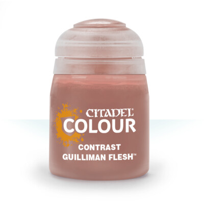 CONTRAST: GUILLIMAN FLESH (18ML) - Citadel Contrast - Games Workshop