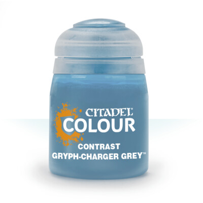 CONTRAST: GRYPH-CHARGER GREY (18ML) - Citadel Contrast - Games Workshop