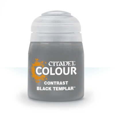 CONTRAST: BLACK TEMPLAR (18ML) - Citadel Contrast - Games Workshop