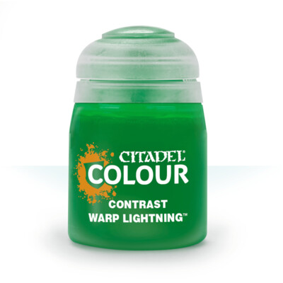 CONTRAST: WARP LIGHTNING (18ML) - Citadel Contrast - Games Workshop