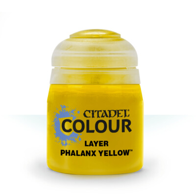 LAYER: PHALANX YELLOW (12ML) - Citadel Layer - Games Workshop