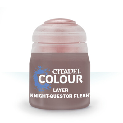 LAYER: KNIGHT-QUESTOR FLESH (12ML) - Citadel Layer - Games Workshop