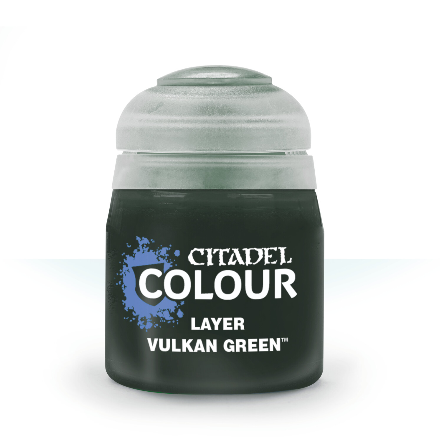 LAYER: VULKAN GREEN (12ML) - Citadel Layer - Games Workshop