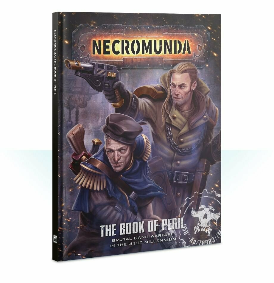 Necromunda: The Book of Peril (Hardback) (Englisch) - Games Workshop