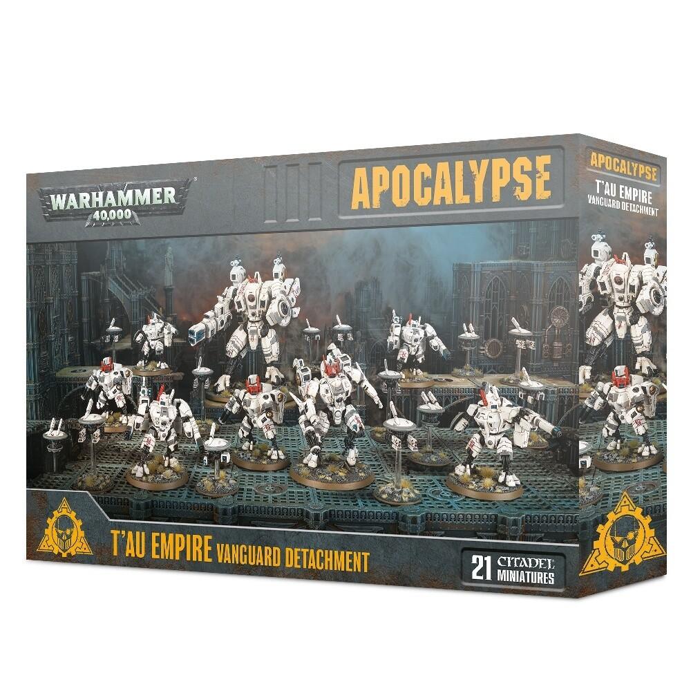 Vorhut des T'au Empires - Apocalypse - Warhammer - Games Workshop