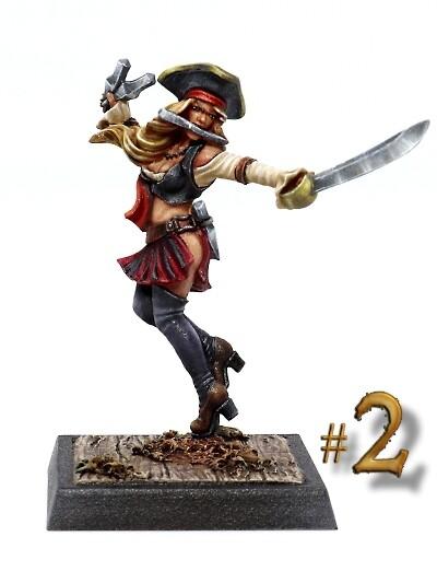 La Hoja - Piraten - Freebooter's Fate