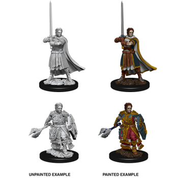 D&D Nolzur's Marvelous Miniatures - Male Human Cleric