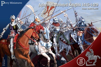 Agincourt Mounted Knights 1415-1429 - Perry Miniatures