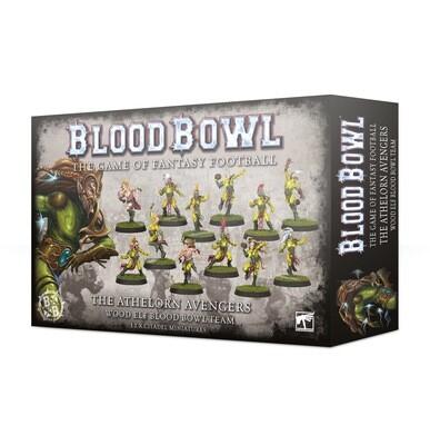 BLOOD BOWL: Athelorn AvengersWood Elves - Blood Bowl - Games Workshop