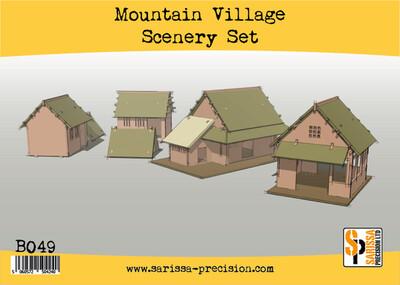 Mountain Village Set - Sarissa