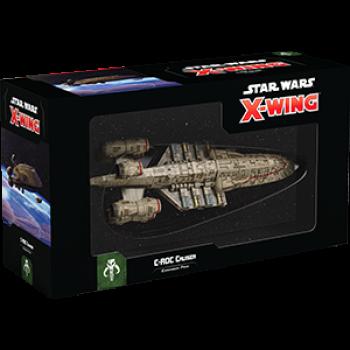 FFG - Star Wars X-Wing: C-ROC Cruiser Expansion Pack - EN