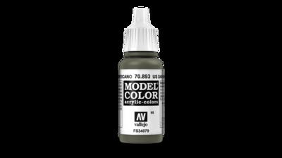 US Dark Green Model Color - Vallejo - Farben
