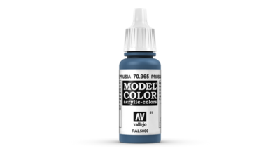 Prussian Blue - Vallejo - Farben