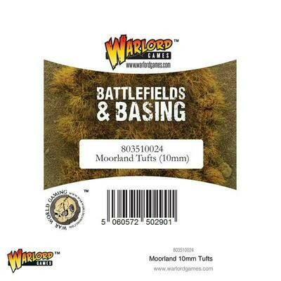 Moorland Tufts (10mm) - Warlord Games