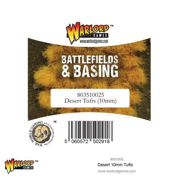 Desert Tufts (10mm) - Warlord Games