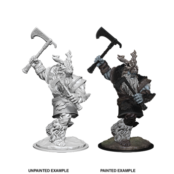 D&D Nolzur's Marvelous Miniatures: Frost Giant Male