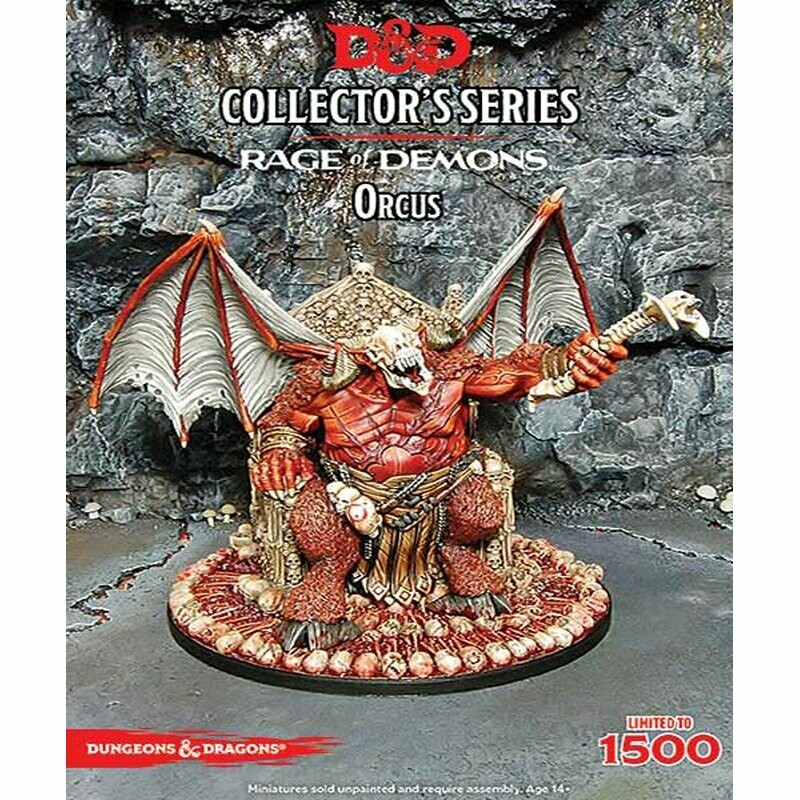 D&D Collectors Series: Orcus
