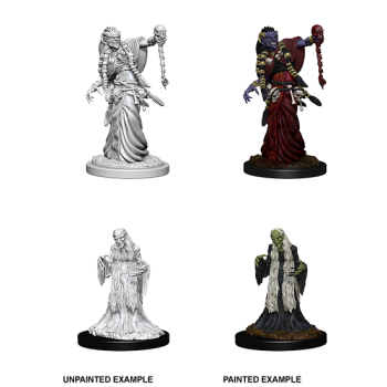 D&D Nolzur's Marvelous Miniatures: Green Hag & Night Hag
