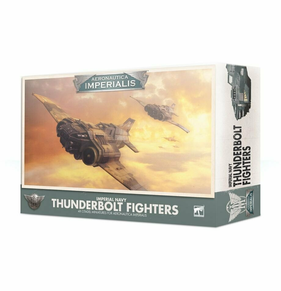 Imperial Navy Thunderbolt Fighters - Aeronautica Imperialis - Games Workshop