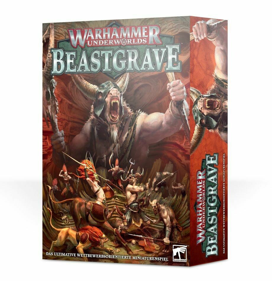 WHU: Beastgrave (Starterset) DEUTSCH - Warhammer Underworlds - Games Workshop