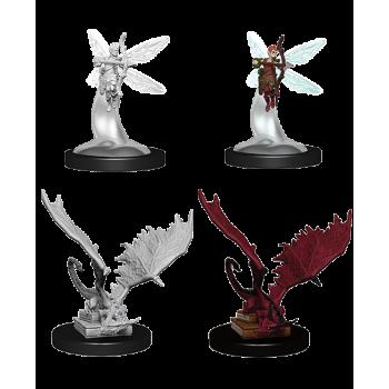 D&D Nolzur's Marvelous Miniatures - Sprite & Pseudodragon