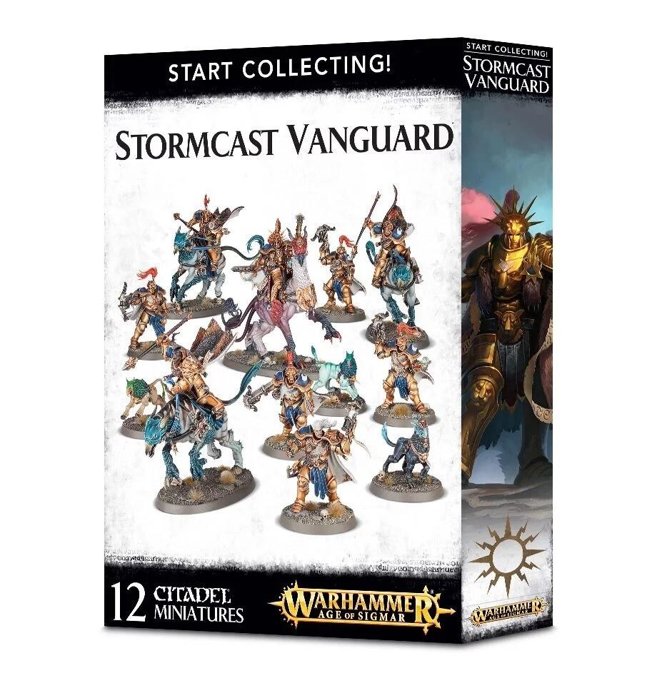 Start Collecting! Stormcast Vanguard - Warhammer Age of Sigmar - Games Workshop