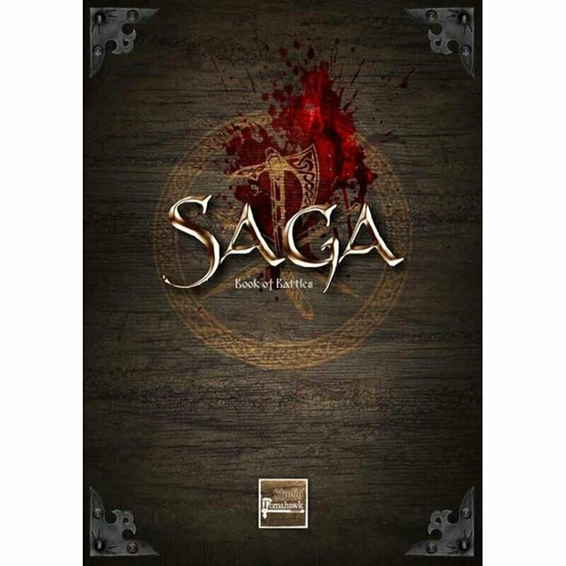SAGA - Buch der Schlachten (deutsch)