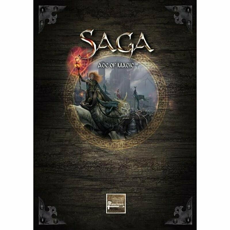 SAGA - Ära der Magie (Supplement) - Deutsch