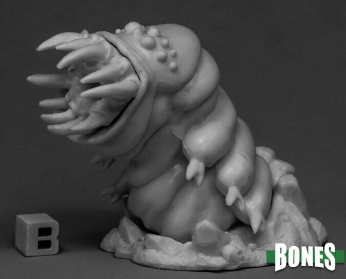 Carrion Worm - Reaper Bones
