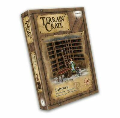 Library - Terrain Crate - Mantic Games