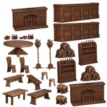 Tavern - Terrain Crate - Mantic Games