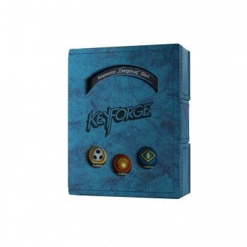 Gamegenic KeyForge Deck Book - Blue