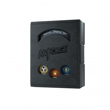 Gamegenic KeyForge Deck Book - Black