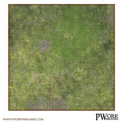 RPG Battlegrid Combat Mat Forest - Rollenspielmatte Mat PVC Vinyl - 30x30