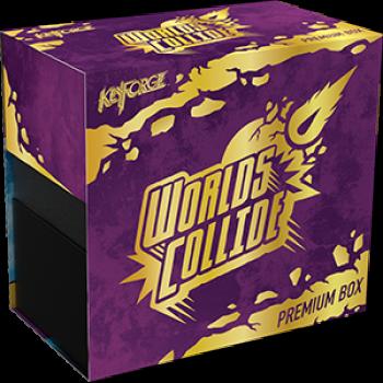 FFG - KeyForge Worlds Collide Premium Box - EN