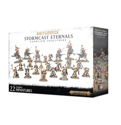 Battleforce: Stormcast Eternals Exorcism Soulstrike - Warhammer 40.000 - Games Workshop