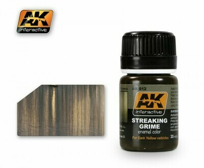 Streaking Grime (Emaill-Farbe) - AK Interactive