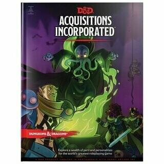 D&D Dungeons&Dragons - Acquisitions Incorporated