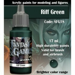 Riff Green - Scalecolor - Scale75