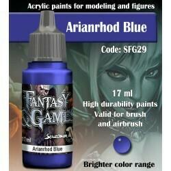 AIRNRHOD BLUE - Scalecolor - Scale75