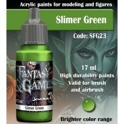 Slimer Green - Scalecolor - Scale75