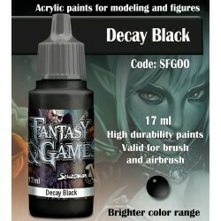 Decay Black - Scalecolor - Scale75