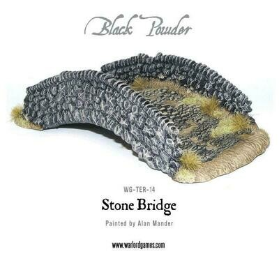 Stone Bridge - Brücke - Warlord Games